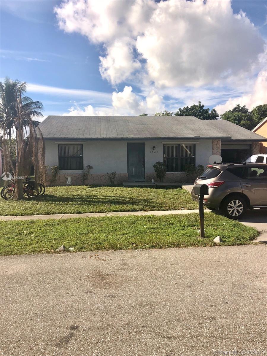 7369 Palmdale Dr Boynton Beach, FL 33436