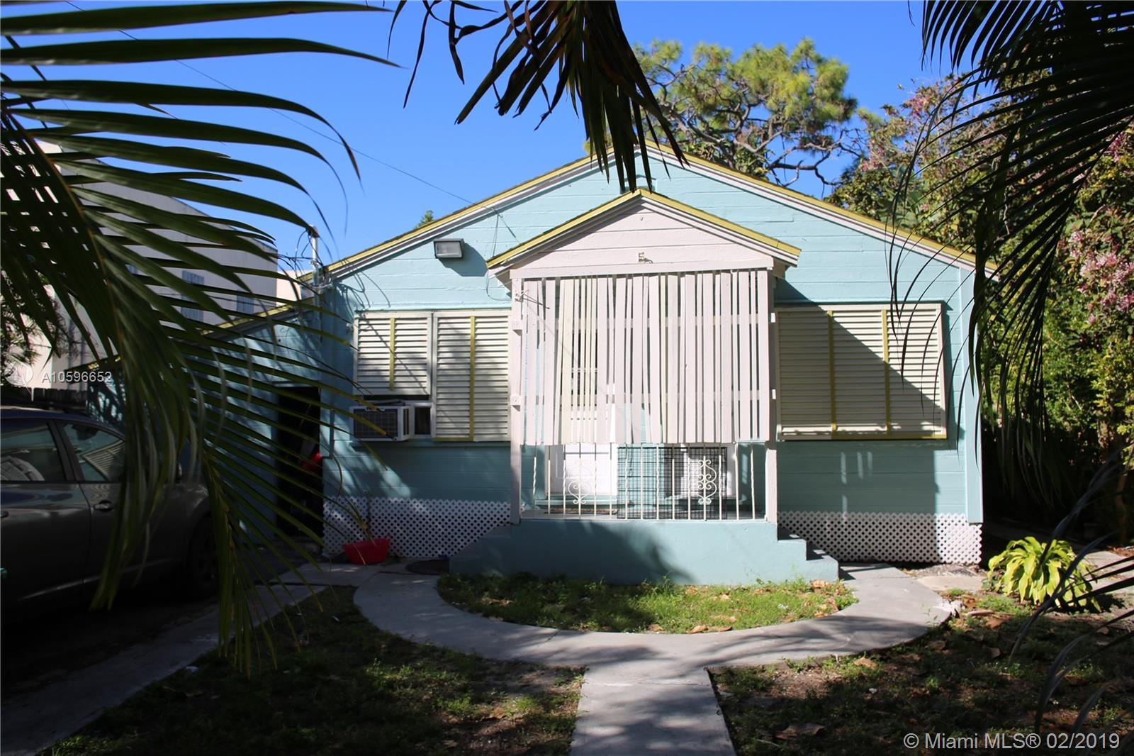 One of Miami Shores Homes for Sale at 9720 NW 2nd Ave