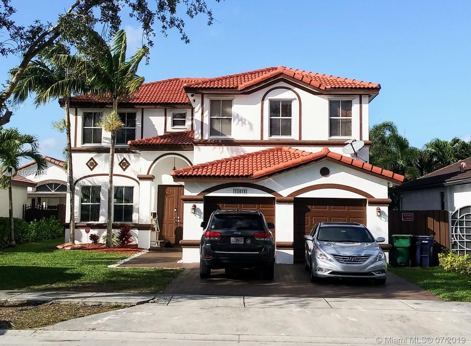15411 SW 22nd Ter, Kendall, Florida