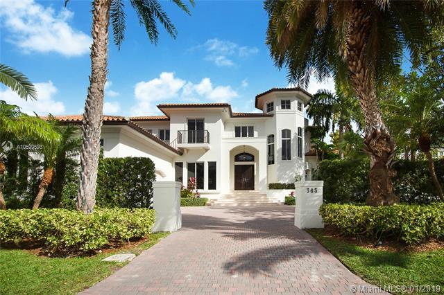 365 Gulf Rd, Key Biscayne, Florida