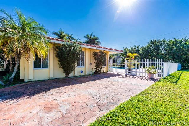 One of Miami Shores 4 Bedroom Homes for Sale at 2 NE 160th St