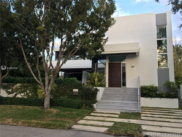 One of Key Biscayne 5 Bedroom Homes for Sale at 605 Allendale Rd