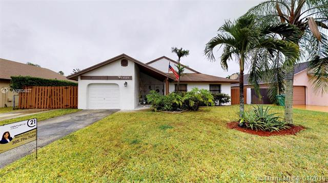 One of Kendall West 3 Bedroom Homes for Sale at 6689 SW 156th Ct