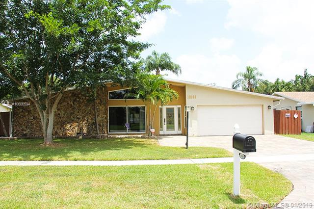 10163 SW 51st St, Cooper City, Florida
