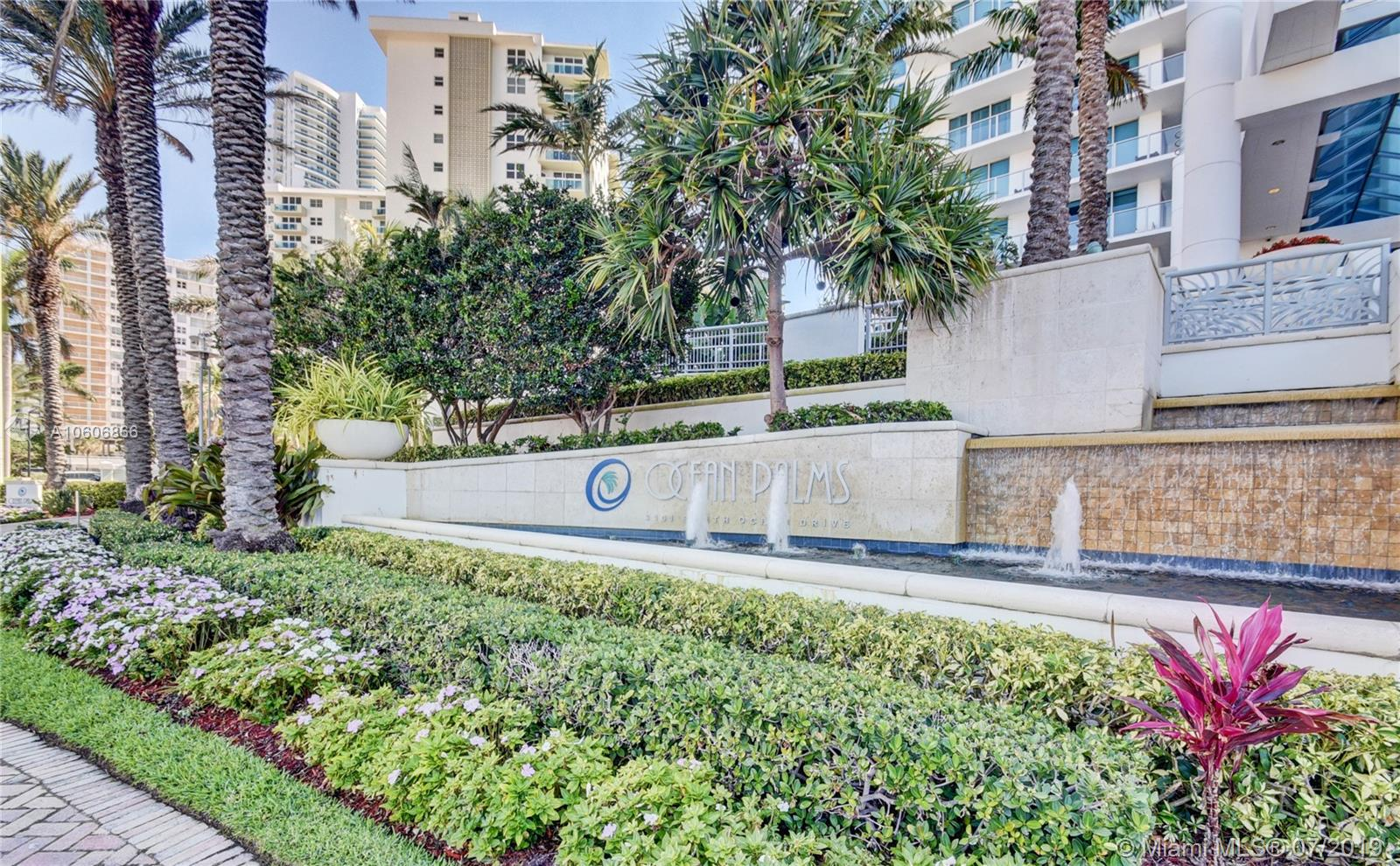 3101 S Ocean Dr, one of homes for sale in Hollywood