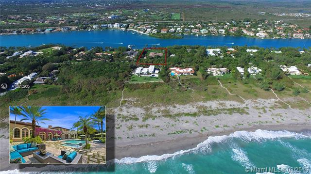 494 S Beach Road, one of homes for sale in Hobe Sound