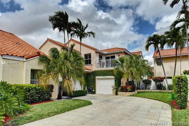 3765 Amalfi Dr, Hollywood in Broward County County, FL 33021 Home for Sale