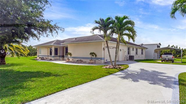 37400 SW 209th Ave, Homestead, Florida