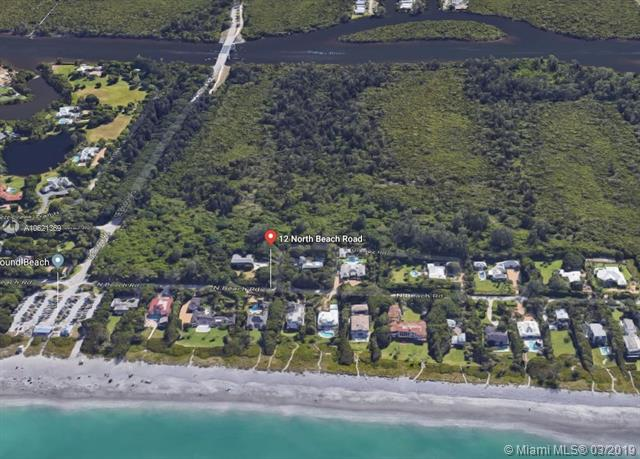 12 N Beach Road, Hobe Sound, Florida