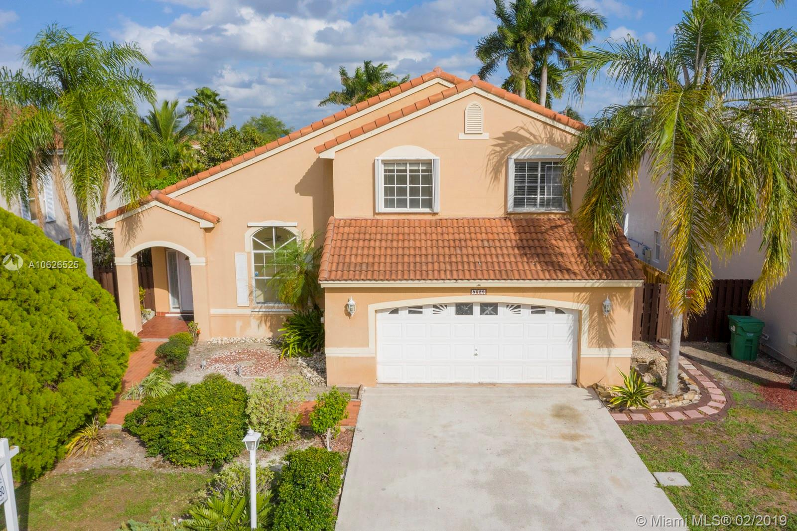 One of Kendall West 4 Bedroom Homes for Sale at 8329 SW 160th Ave