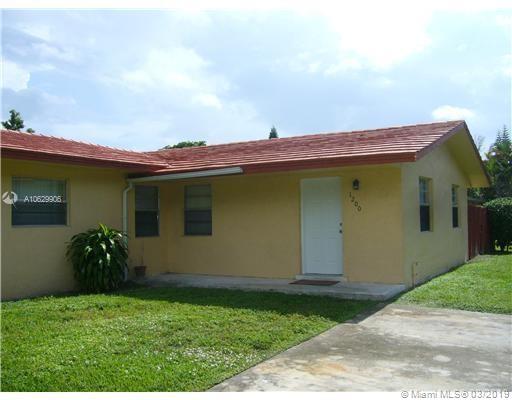 1200-1202 Ne 121st St Biscayne Park, FL 33161