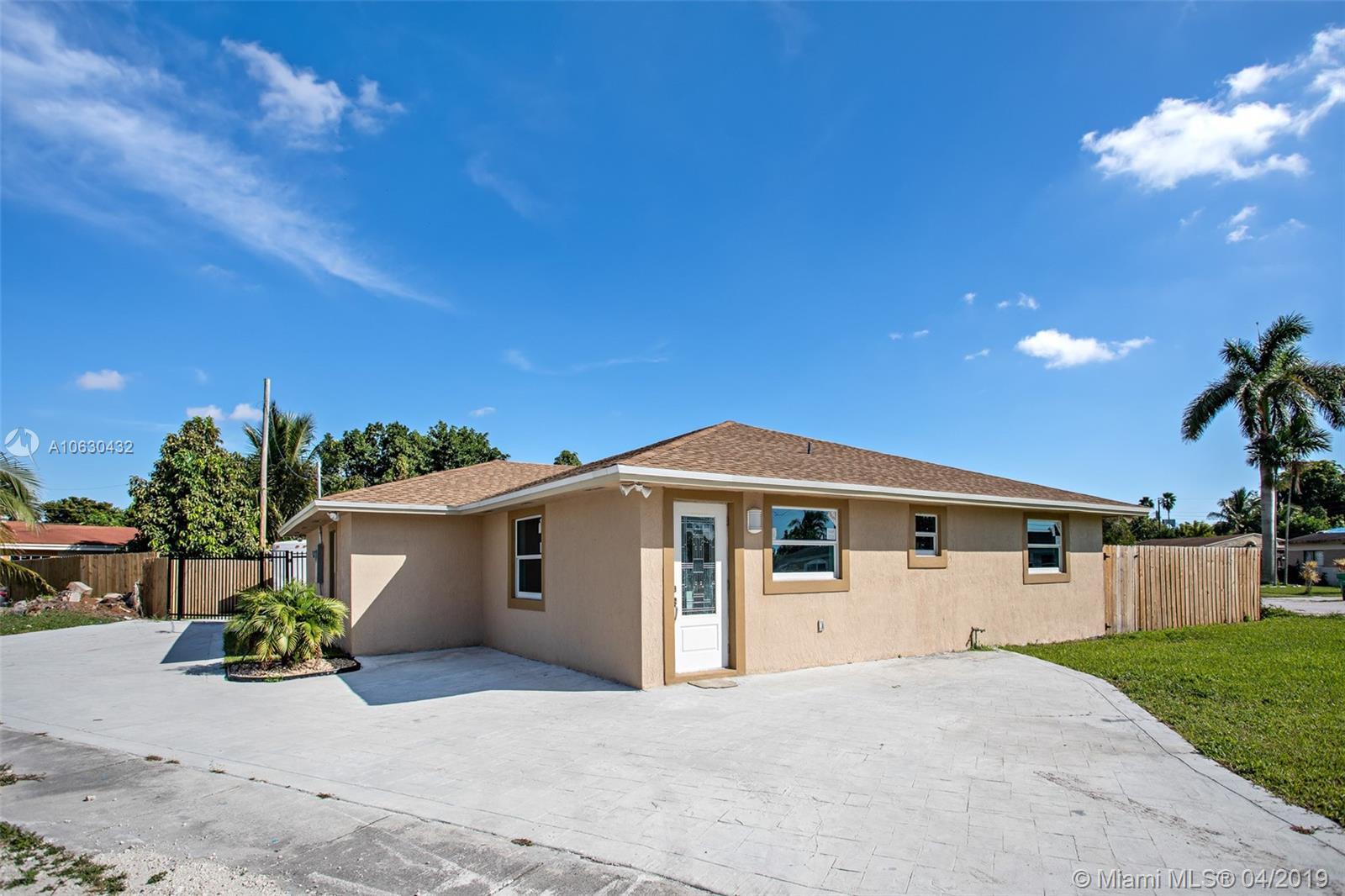 6971 SW 23rd St, Miramar, Florida