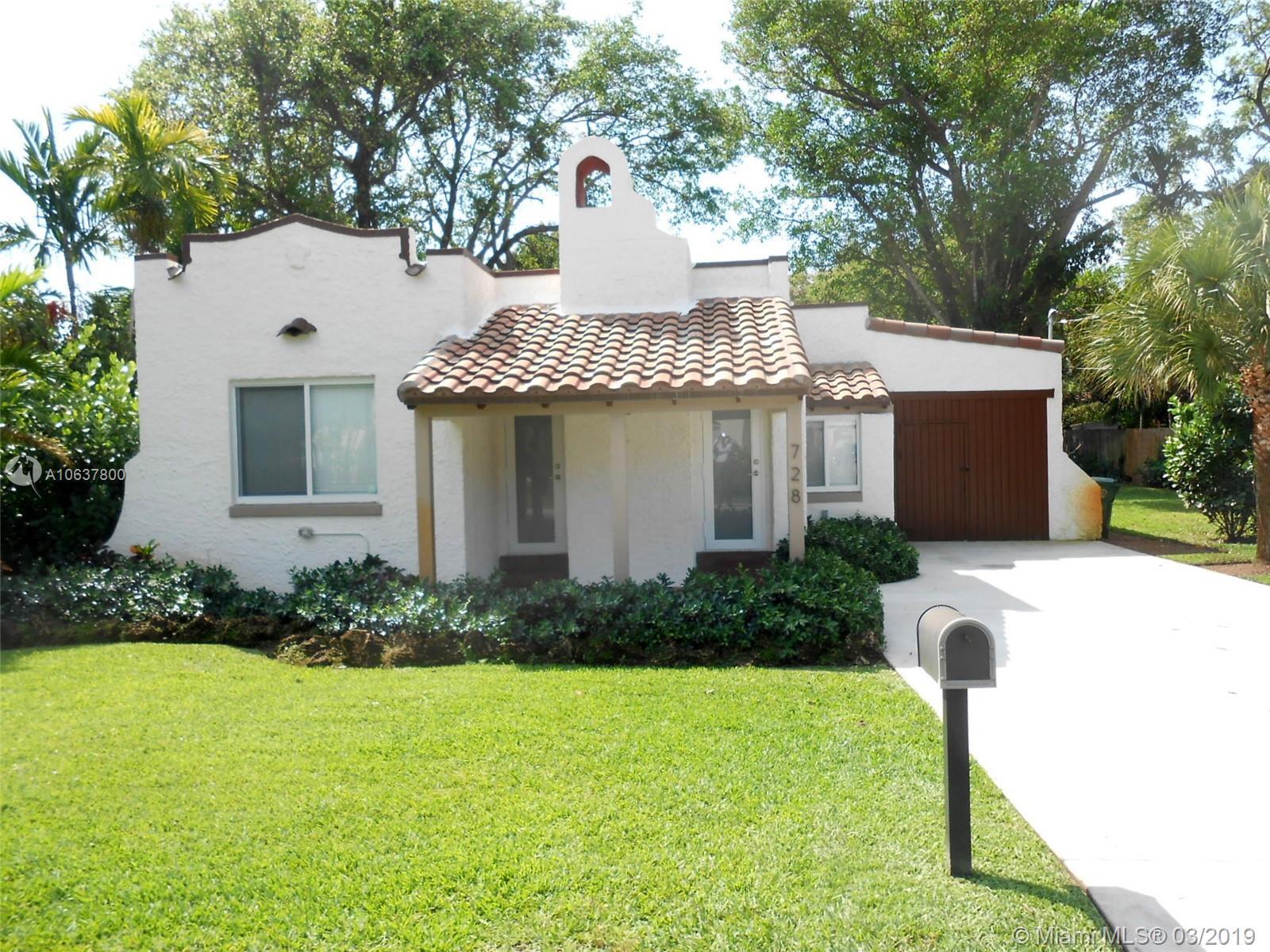 728 NE 114th St, Miami Shores, Florida