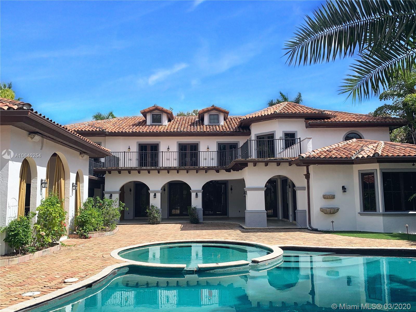 1260 Anastasia Ave, Coral Gables, Florida