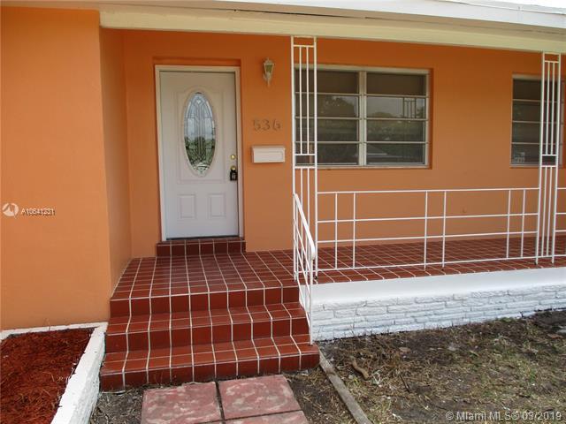 536 Nw 153rd St Miami, FL 33169