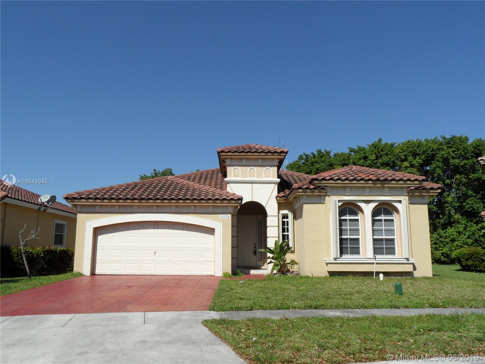 Miramar Homes for Sale -  Pool,  14178 SW 54th St