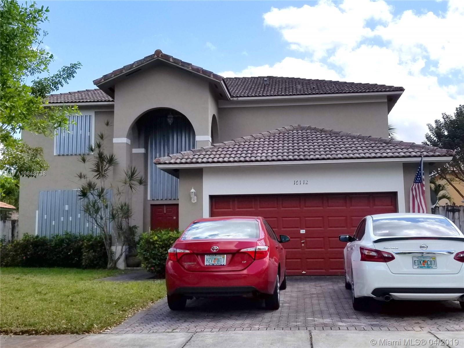 16112 Sw 151st St Miami, FL 33196