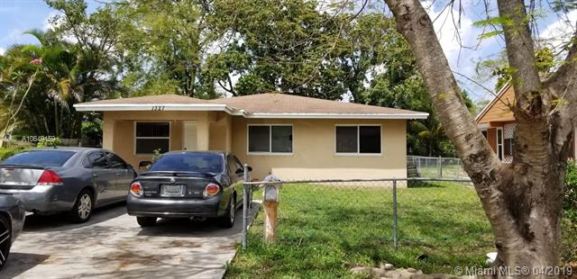 1327 Sharar Ave Opa-Locka, FL 33054