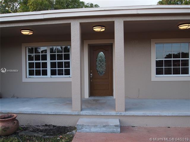 1220 Jann Ave Opa-Locka, FL 33054