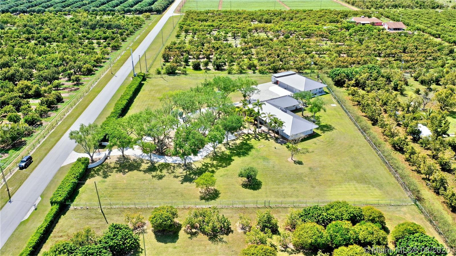 20455 SW 264 St, one of homes for sale in Homestead
