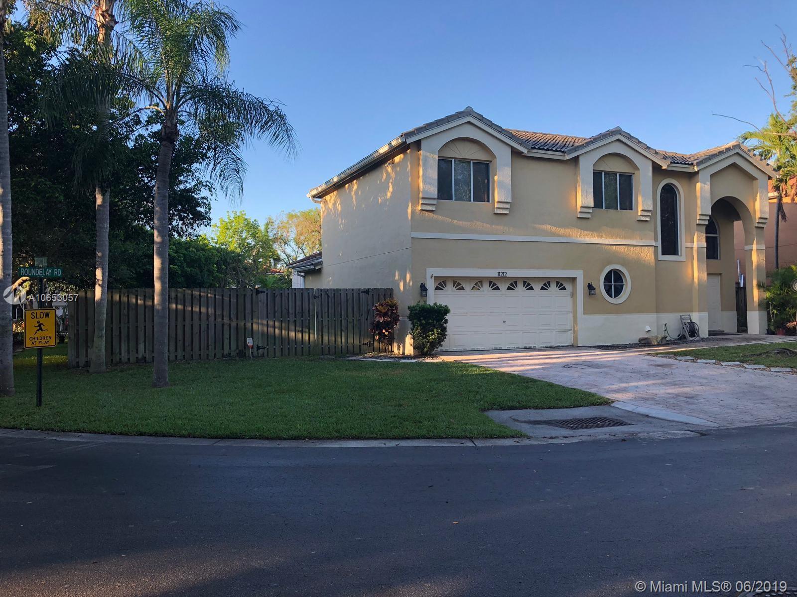 11212 Roundelay Rd, Cooper City, Florida