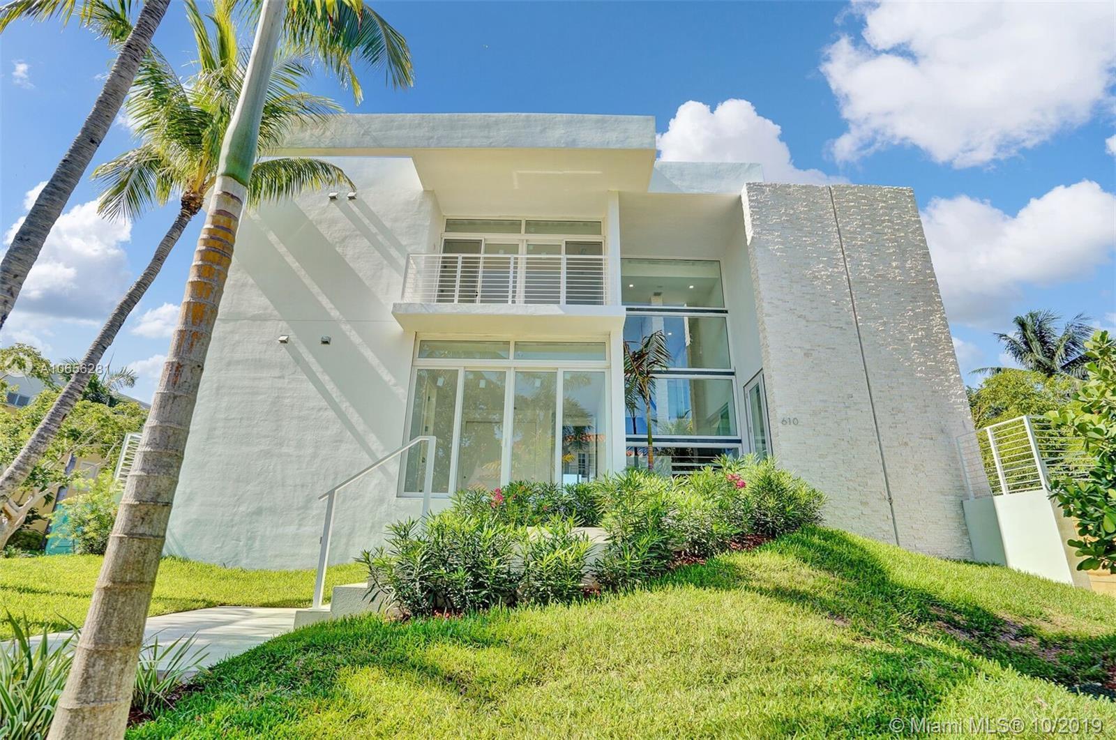 610 Ridgewood Rd, Key Biscayne, Florida