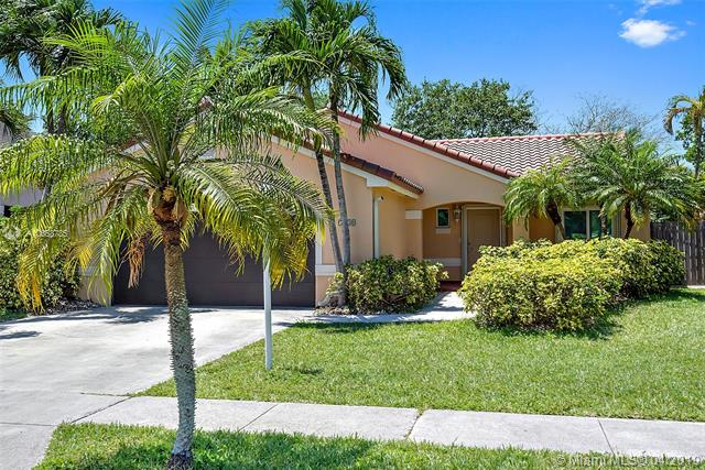 One of Kendall West 3 Bedroom Homes for Sale at 7830 SW 161st Pl