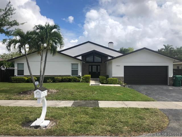 14464 Sw 58th Ter Miami, FL 33183