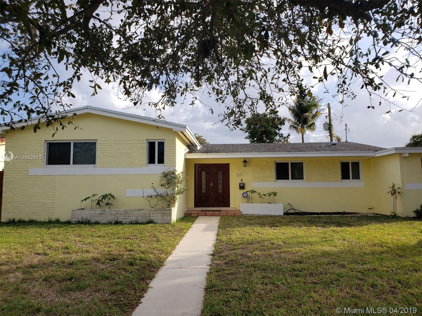 1022 NE 179th Ter, Miami Shores, Florida