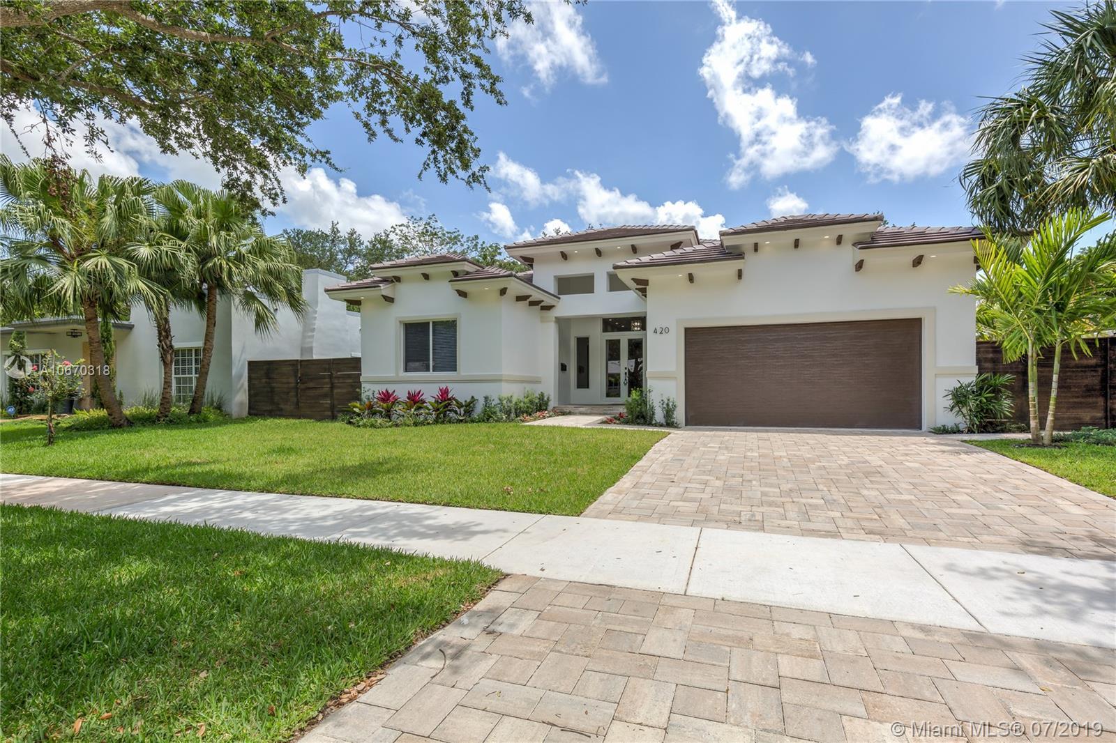420 Ne 91st St Miami Shores, FL 33138