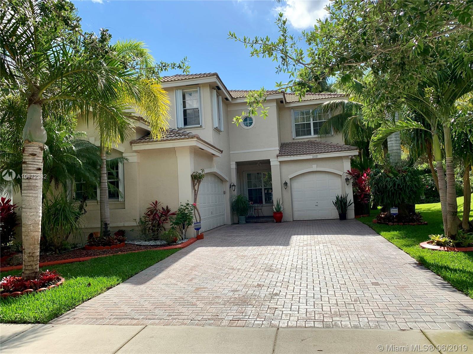 3115 SW 163rd Ave, Miramar, Florida