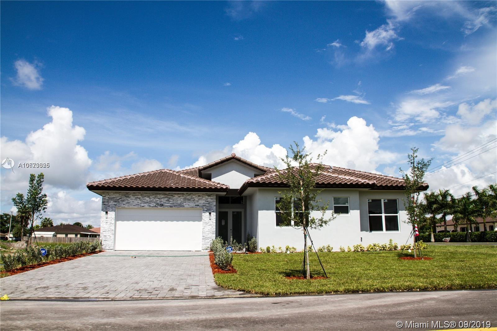 29644 SW 168 ct,Homestead  FL