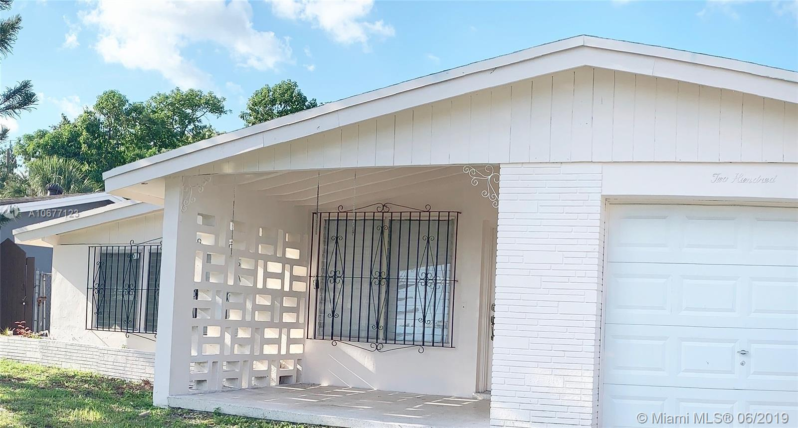 One of Miami Shores 4 Bedroom Homes for Sale at 200 NE 175th St