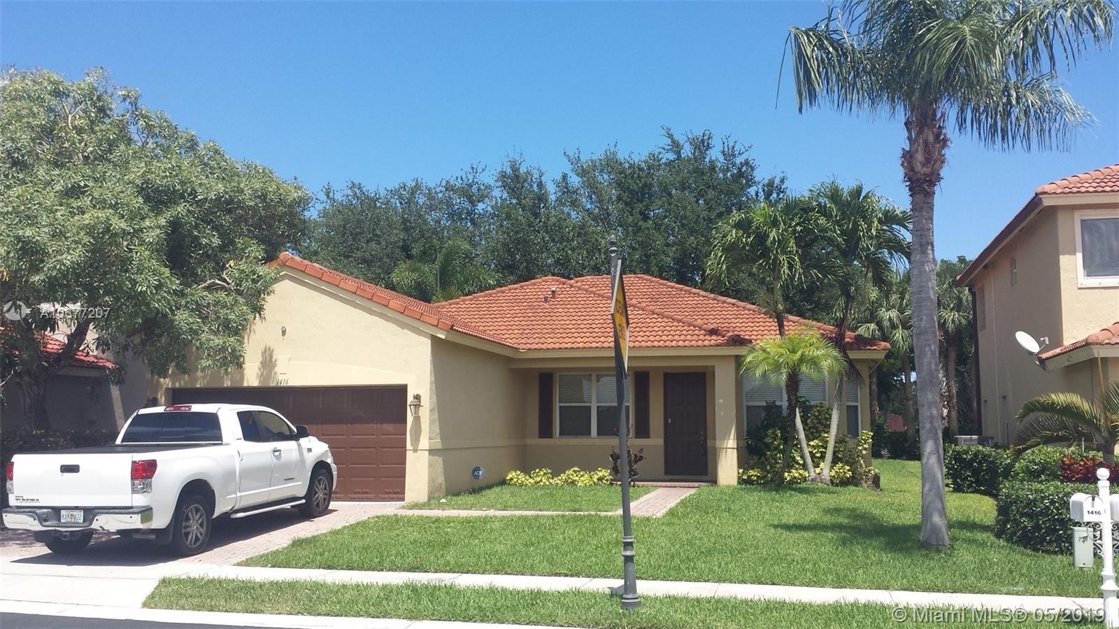 1416 Magliano Dr Boynton Beach, FL 33436