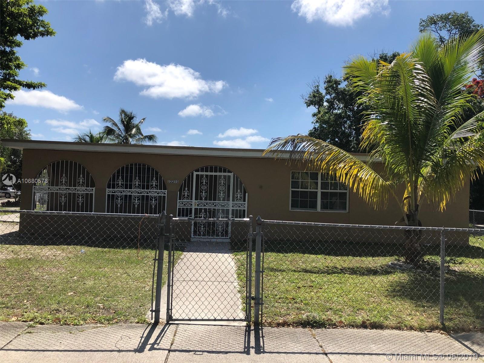 12255 NW 15th Ave, Miami Shores, Florida