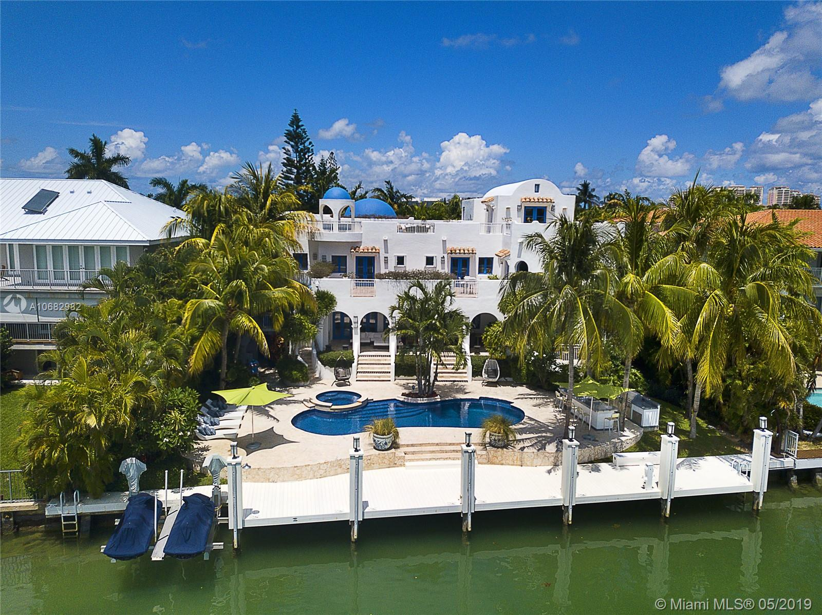 760 Harbor Dr, Key Biscayne, Florida 7 Bedroom as one of Homes & Land Real Estate