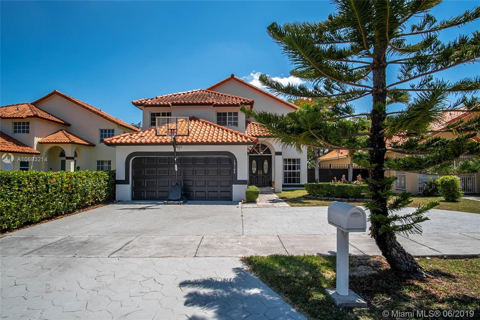 One of Kendall West 4 Bedroom Homes for Sale at 15164 SW 60th Ter