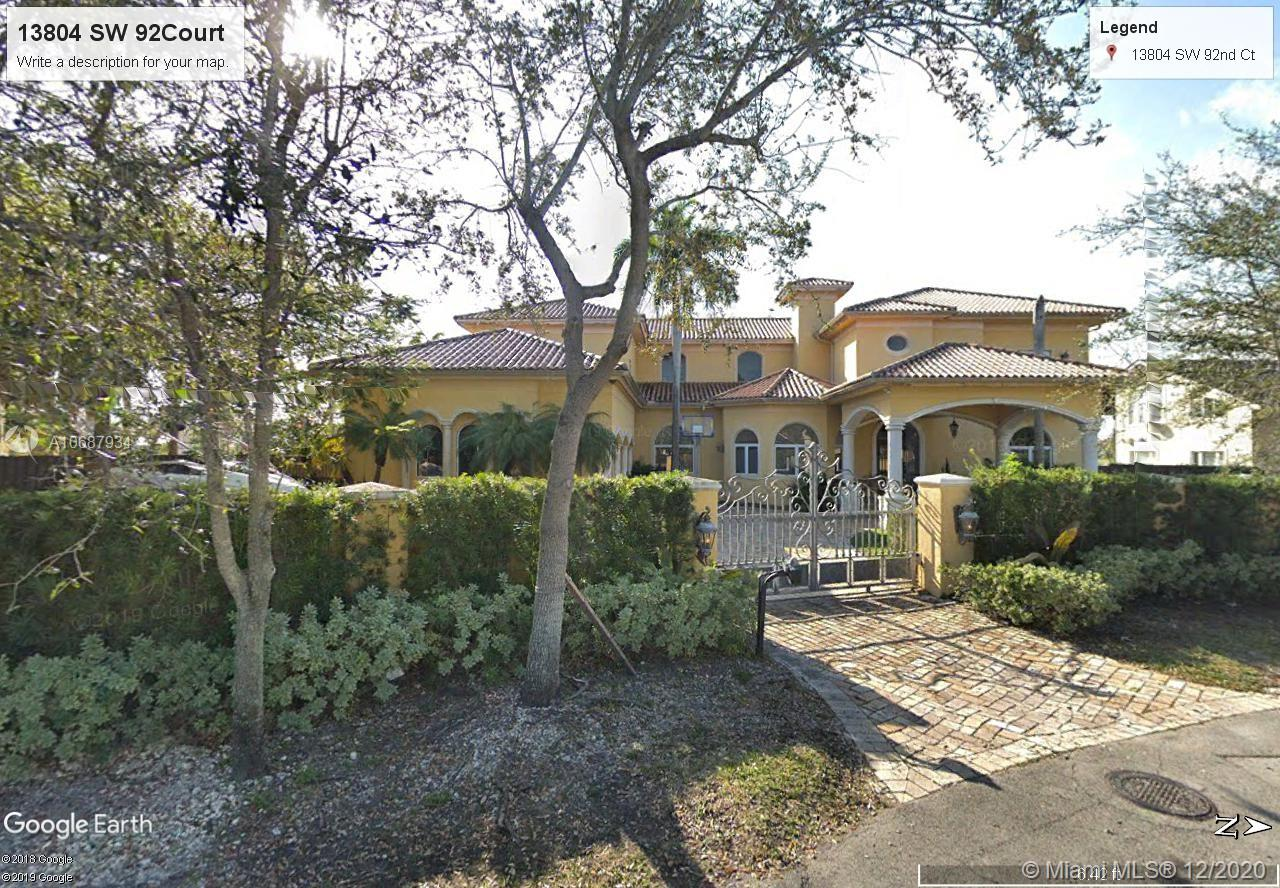 13804 SW 92 ct, Kendall, Florida