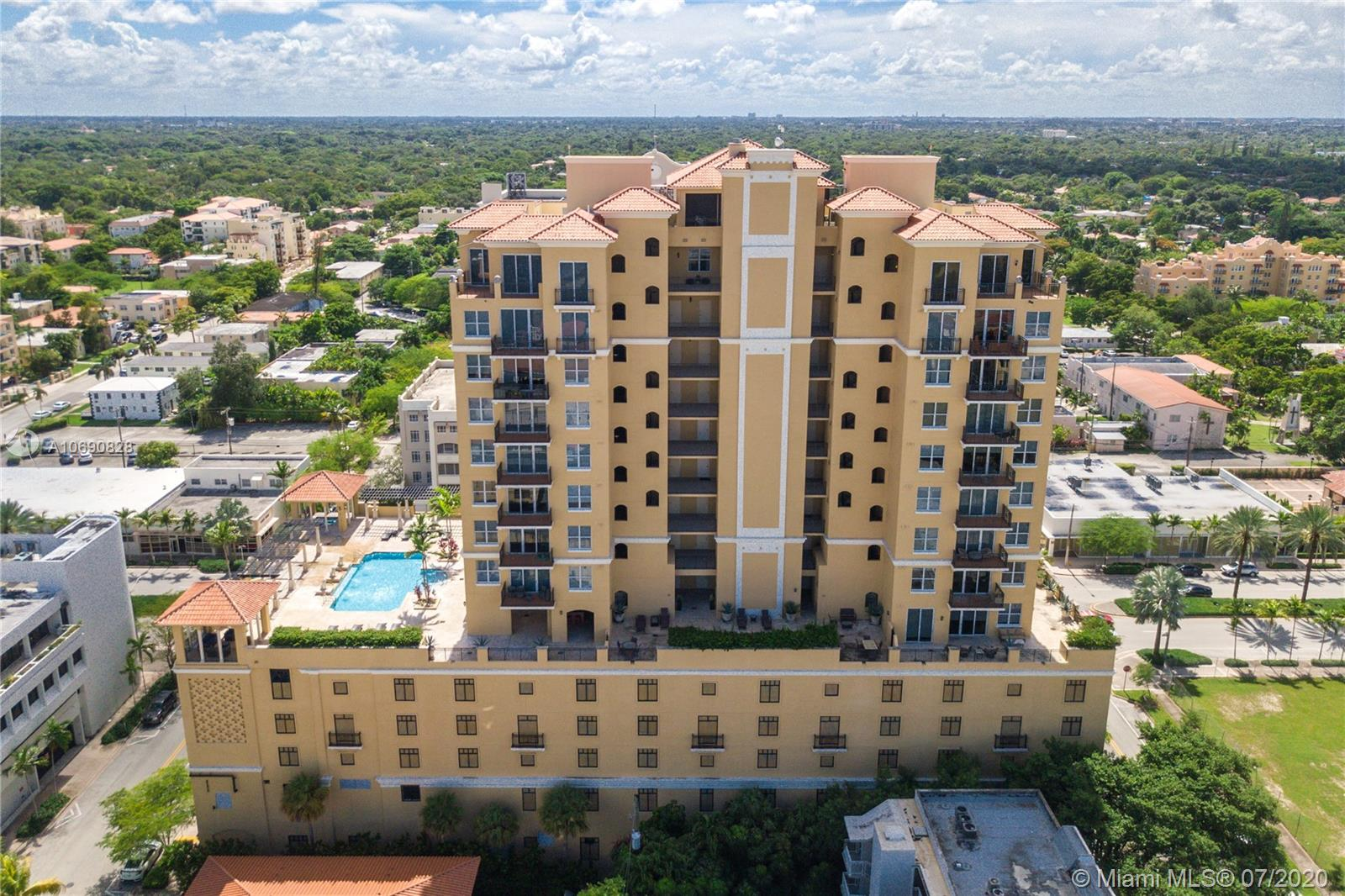 One of Coral Gables 2 Bedroom Homes for Sale at 1607 Ponce De Leon Blvd