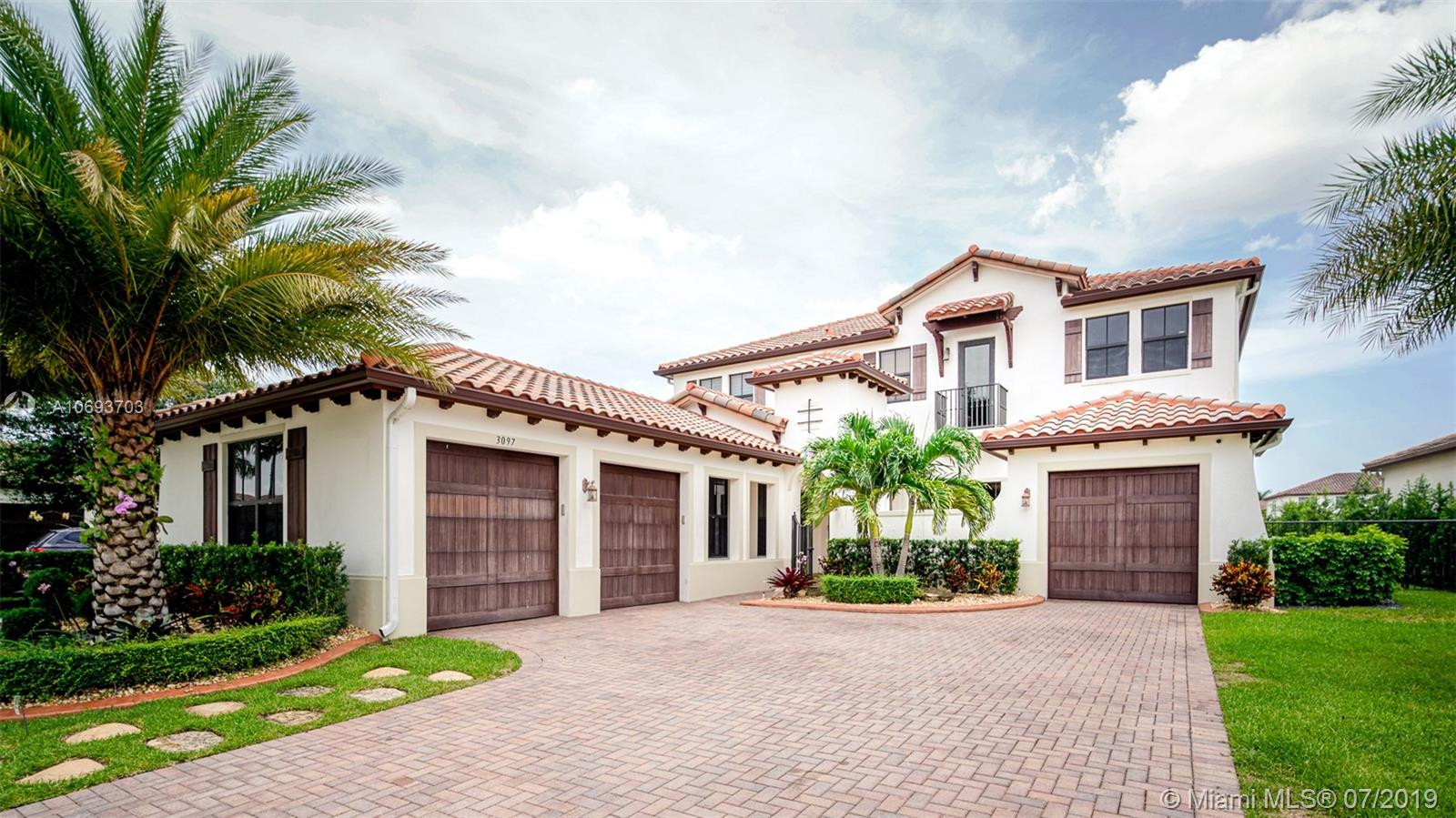 3097 NW 84th Way, Cooper City, Florida 5 Bedroom as one of Homes & Land Real Estate