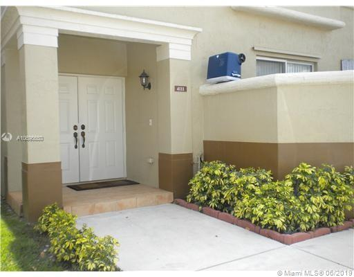 Miramar Homes for Sale -  Townhome,  4111 SW 158th Ave