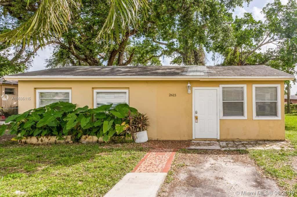 2615 Sw 58th Ave West Park, FL 33023