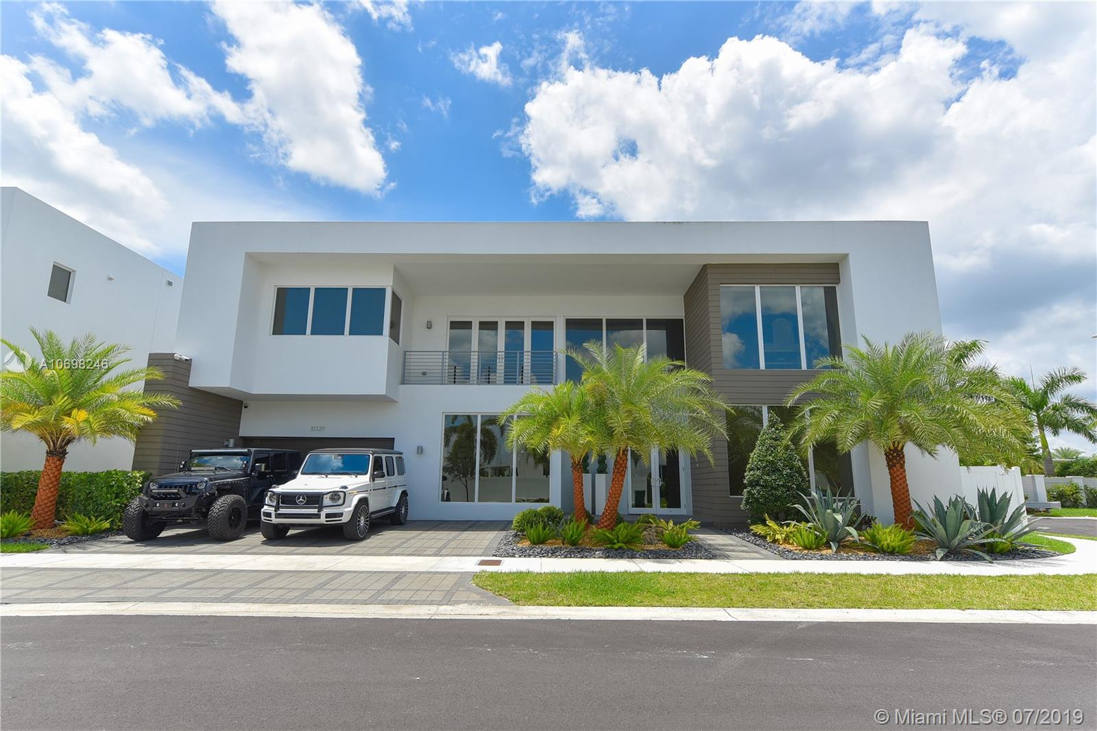 10320 NW 74th Ter, one of homes for sale in Doral