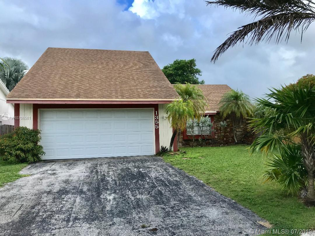 1355 S Fieldlark Ln, Homestead, Florida