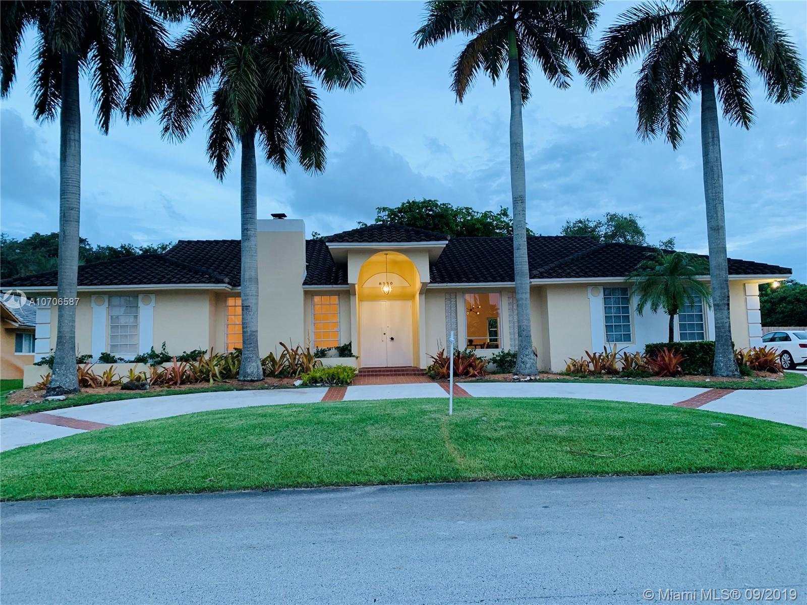One of Kendall 5 Bedroom Homes for Sale at 8250 SW 180th St