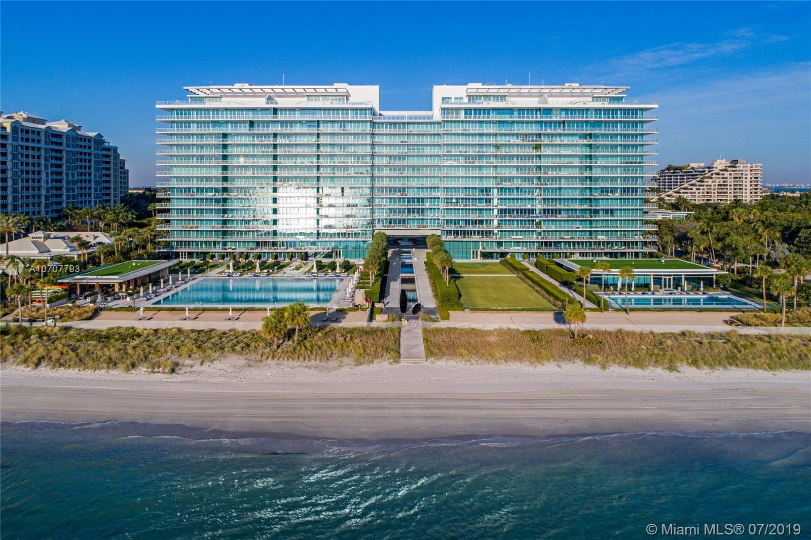 360 Ocean Dr, one of homes for sale in Key Biscayne