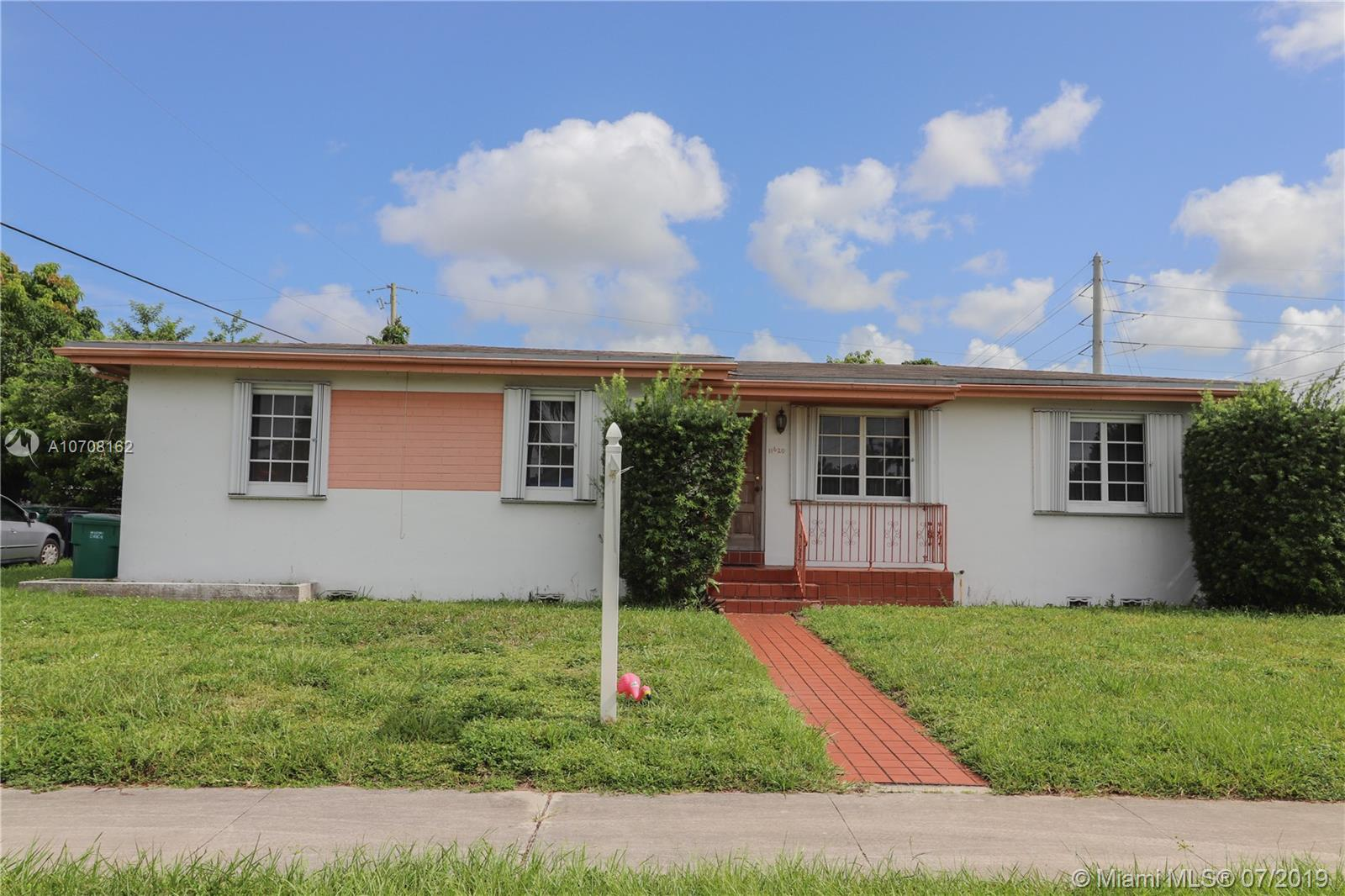 11620 SW 139th Ter, Kendall in Miami-dade County County, FL 33176 Home for Sale