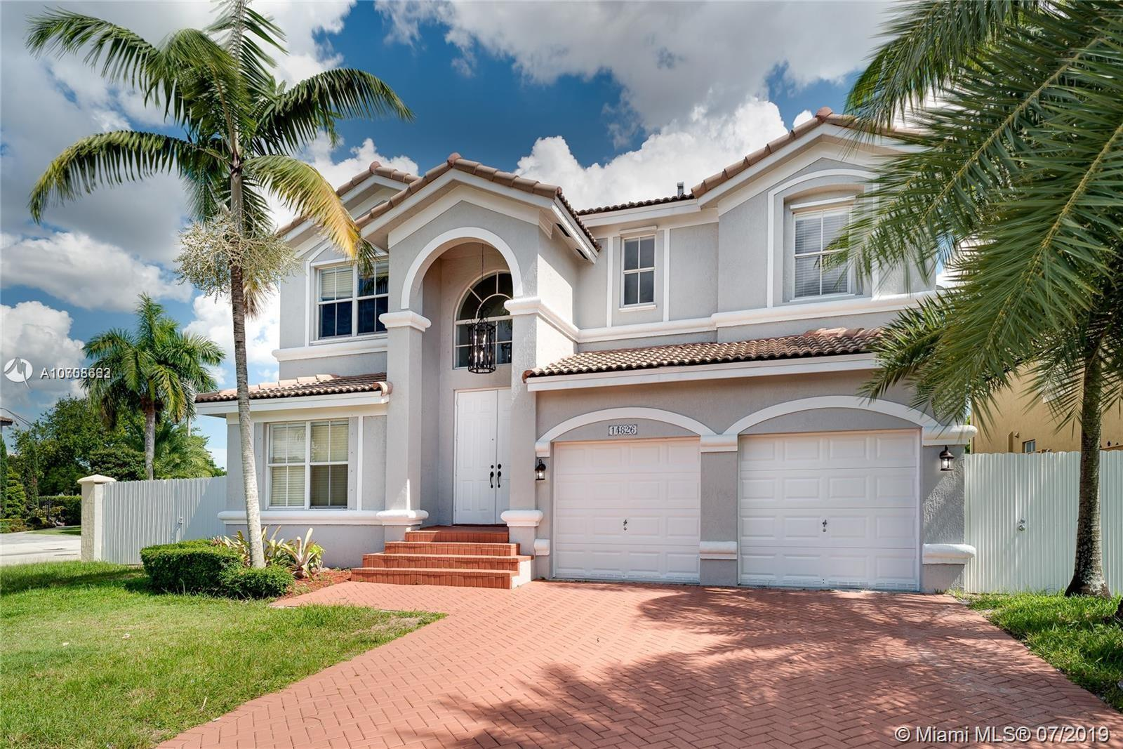 14826 SW 25th Ln, Kendall in Miami-dade County County, FL 33185 Home for Sale