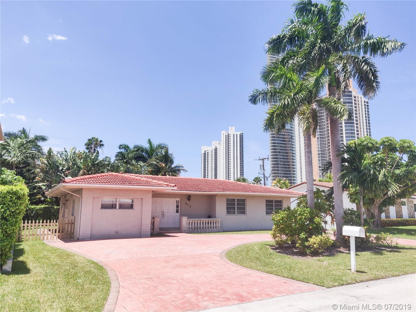 215 187 St, Sunny Isles Beach, Florida