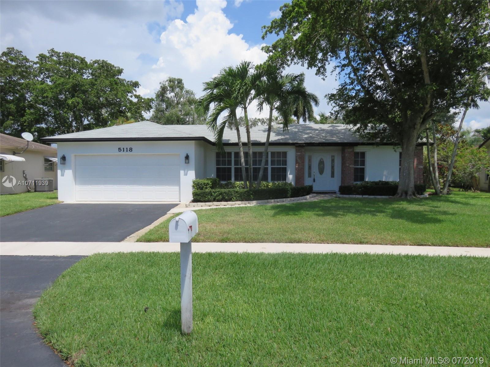 5118 SW 87th Ter, Cooper City, Florida